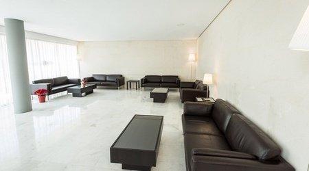 Lobby appartements ele domocenter séville