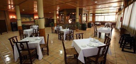 Restaurant ele hotel puerta de monfragüe malpartida de plasencia