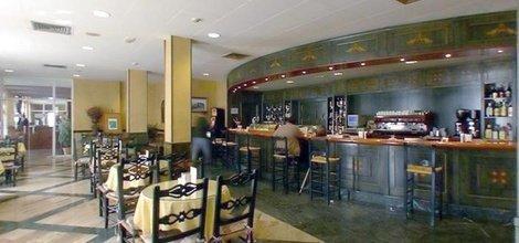 Bar-cafÉtÉria ele hotel puerta de monfragüe malpartida de plasencia