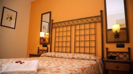 Chambre double Hôtel ELE Santa Bárbara Sevilla