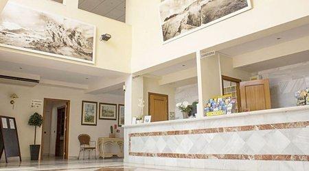 Accueil hotel ele don ignacio san josé, almería