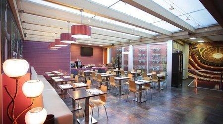 Cafétéria ele enara boutique hôtel valladolid