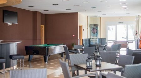 Bar Hôtel Hotel ATH Al-Medina Wellness