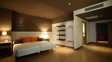 Chambre hotel ele hotelandgo arasur rivabellosa