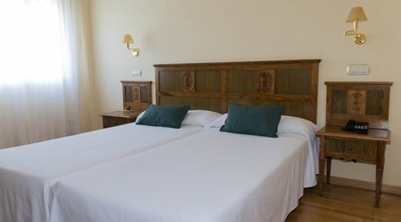 Chambre double Hôtel ATH Cañada Real Plasencia