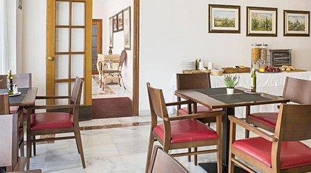 Restaurant hotel ele don ignacio san josé, almería