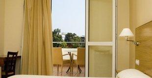 CHAMBRE DOUBLE SUPÉRIEURE Hotel ELE Spa Medina Sidonia