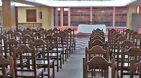 Salle d'événements   Complejo ATH Real de Castilla