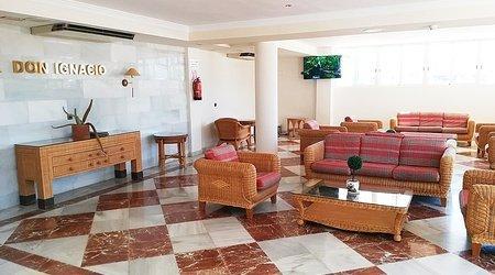 Zones communs hotel ele don ignacio san josé, almería