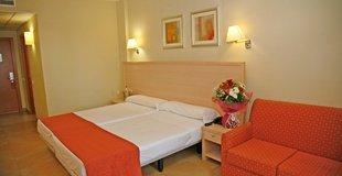 CHAMBRE STANDARD Hôtel ATH Cabo de Gata