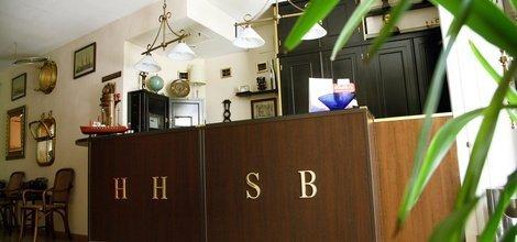 Reception 24h/24 hôtel ele santa bárbara sevilla séville