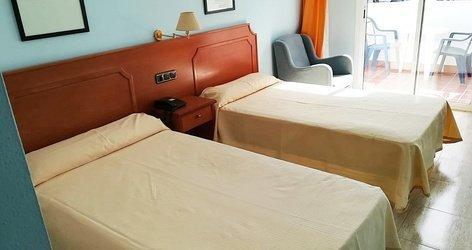 Double (2 adultes+1 enfant) avec lit supplÉmentaire hotel ele don ignacio san josé, almería