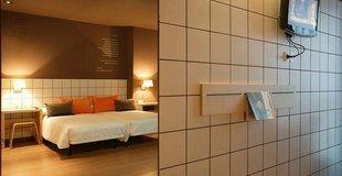 Chambres doubles avec 2 lits supplÉmentaires ele hotel hotelandgo arasur rivabellosa