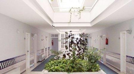 Couloir Hôtel ATH La Perla