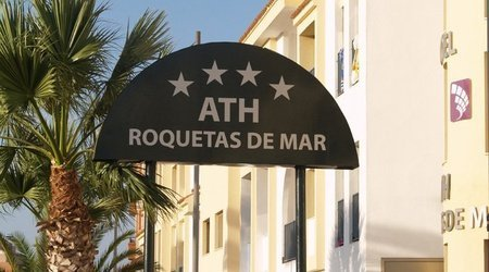 Hôtel ATH Roquetas de Mar Hôtel ATH Roquetas de Mar