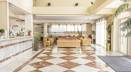 Couloir hotel ele don ignacio san josé, almería