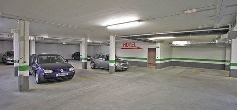 Parking privÉ ele enara boutique hôtel valladolid