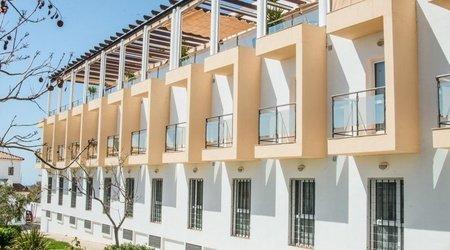 Extérieur de l'hôtel hotel ele spa medina sidonia medina-sidonia