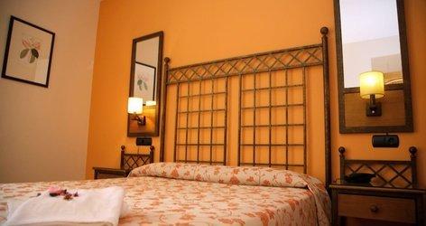 Chambre triple hôtel ele santa bárbara sevilla séville