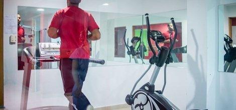 GIMNASIO Hotel ATH Al-Medina Wellness
