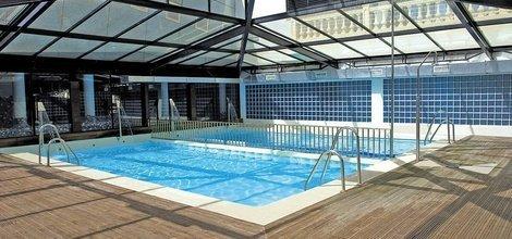 PISCINE CLIMATISÉE Hôtel ATH Portomagno
