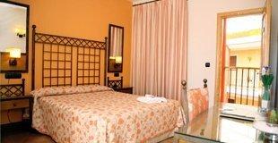 CHAMBRE DOUBLE AVEC TERRASSE Hôtel ATH Santa Bárbara Sevilla