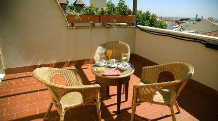 Petit déjeuner Hôtel ELE Santa Bárbara Sevilla