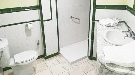 Salle de bains hôtel ele andaratx aguadulce