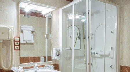 Salle de bains   Complejo ATH Real de Castilla