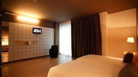 Chambre ele hotel hotelandgo arasur rivabellosa