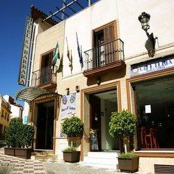 Hôtel ele santa bárbara sevilla hôtel ele santa bárbara sevilla séville