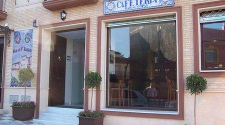 Cafétéria Hôtel ATH Santa Bárbara Sevilla