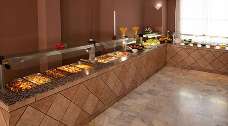 Restaurant buffet hôtel ele andaratx aguadulce