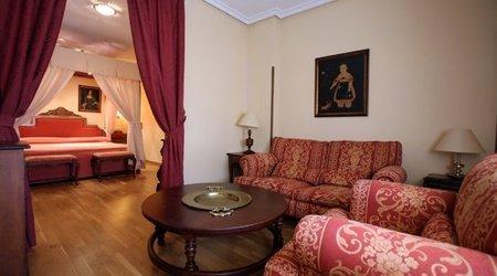 JUNIOR SUITE ROOM ELE Hotel Puerta de Monfragüe