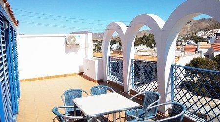 Gran terrasse appartements ele velas blancas san josé, almería