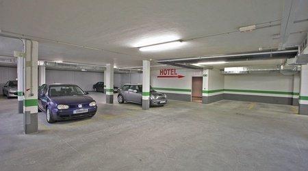 Parking ele enara boutique hôtel valladolid