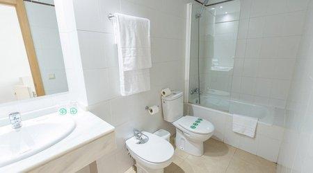 Toilet appartements ele domocenter séville