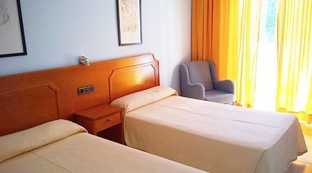 Chambre hotel ele don ignacio san josé, almería