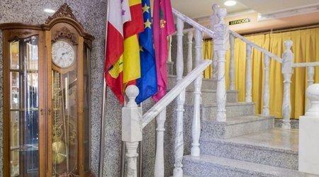 Hall   Complejo ATH Real de Castilla