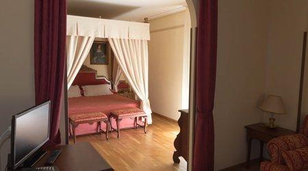 JR suite de chambre ELE Hotel Puerta de Monfragüe