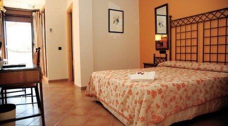 Chambre Hôtel ELE Santa Bárbara Sevilla