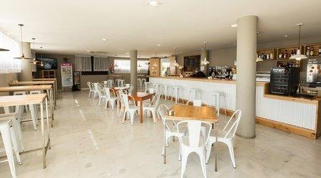 Cafétéria appartements ele domocenter séville