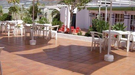 Terrase Hôtel ATH La Perla