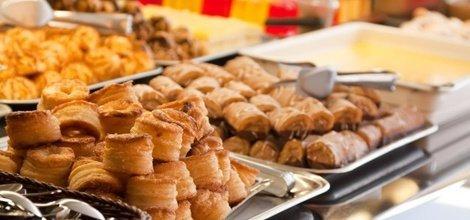 Desayuno buffet ele enara boutique hôtel valladolid