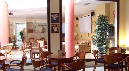 Cafétéria Hôtel ELE Santa Bárbara Sevilla
