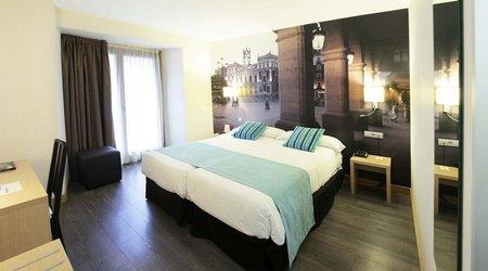 Chambre standard avec vue ele enara boutique hôtel valladolid
