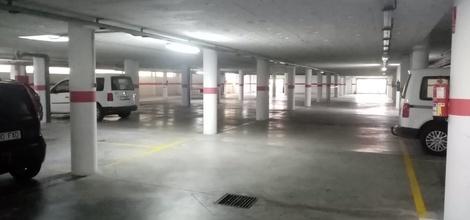 Parking appartements ele domocenter séville