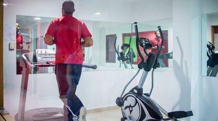 Gym Hotel ATH Al-Medina Wellness