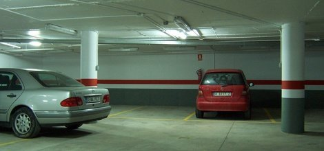 Parking hôtel ele santa bárbara sevilla séville