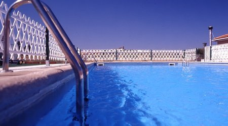 Pool ELE Hotel Puerta de Monfragüe